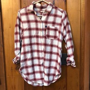 Hollister Women's flannel *NEW WITH TAGS*